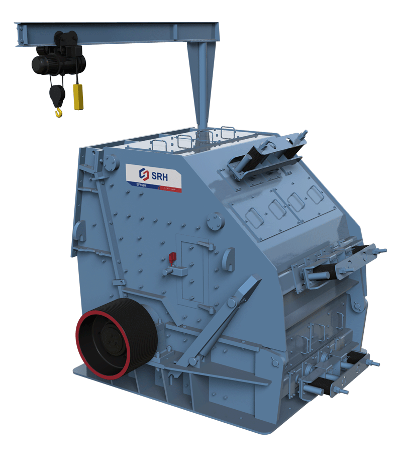 Horizontal Impact Crusher - SF Series