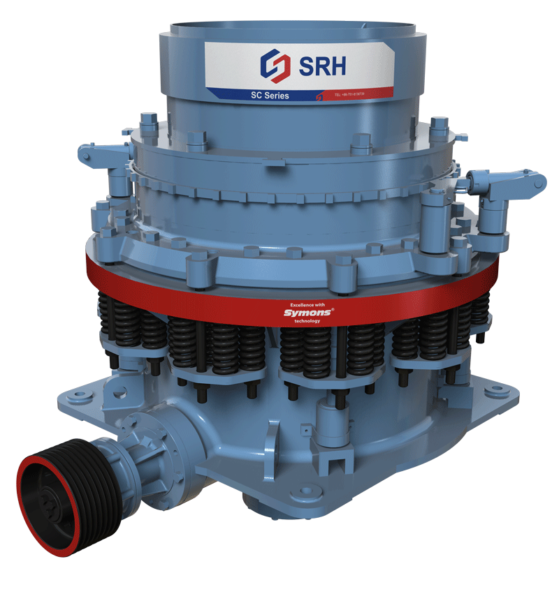 Cone Crusher - SC Series