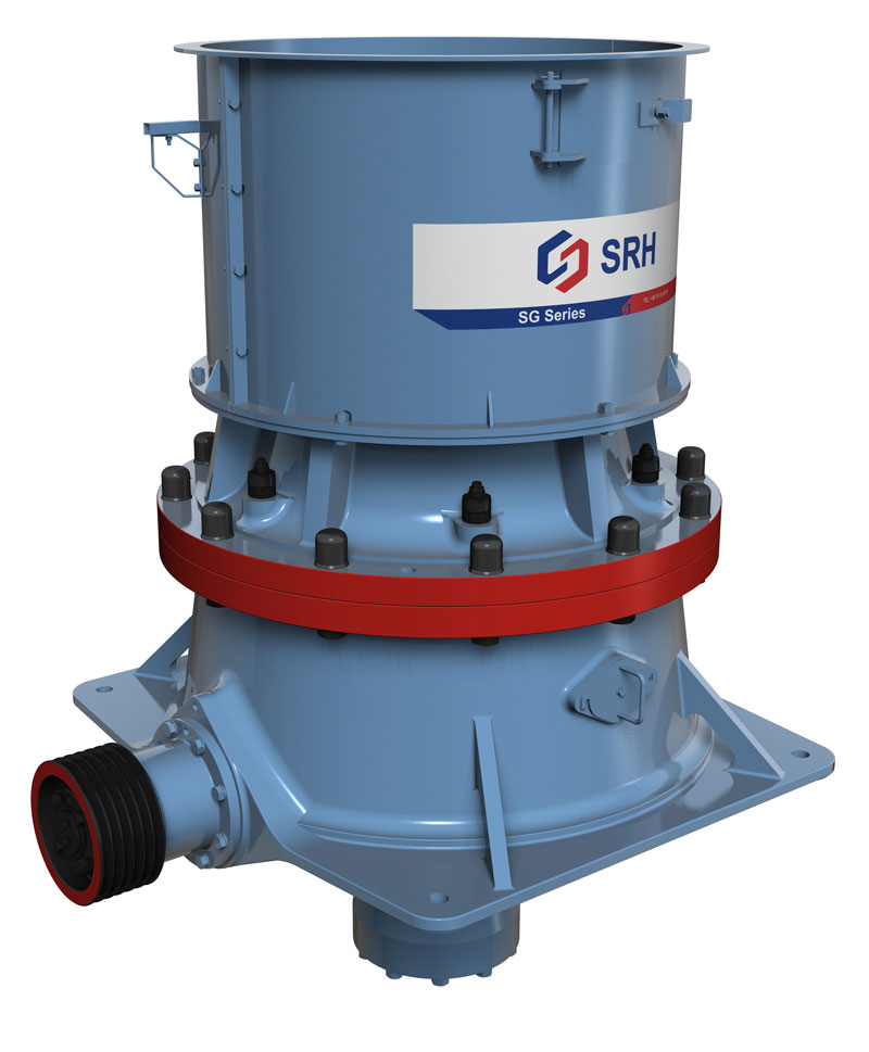 Hydraulic Cone Crusher - SG Series